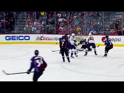 Beagle tips in Shattenkirk's rocket from the point