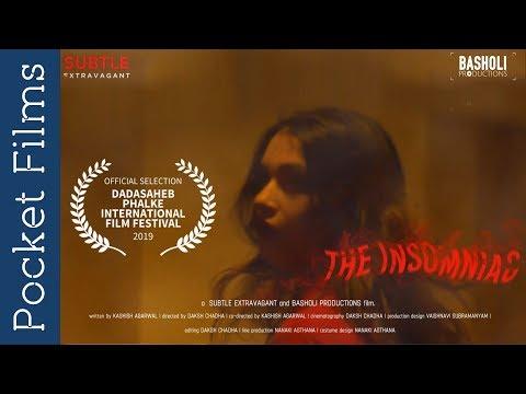 The Insomniac - English Thriller Short Film
