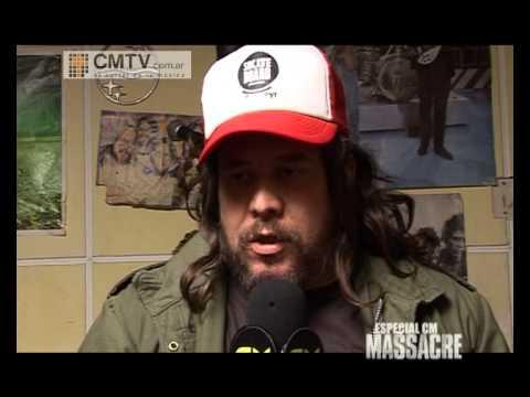 Massacre video Los Detalles de Ringo - CM 2012