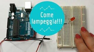 Arduino #2: tra resistenze e blink :-)