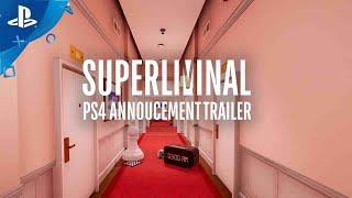 PlayStation SUPERLIMINAL - Trailer State of Play #4 en ESPAÑOL  anuncio