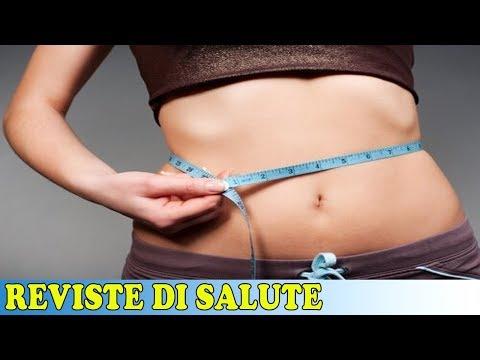 Quanti addominali per perdere peso