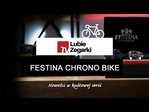 🚴♂ Kolekcja Festina Chrono Bike 2018 | LUBIĘ ZEGARKI TV
