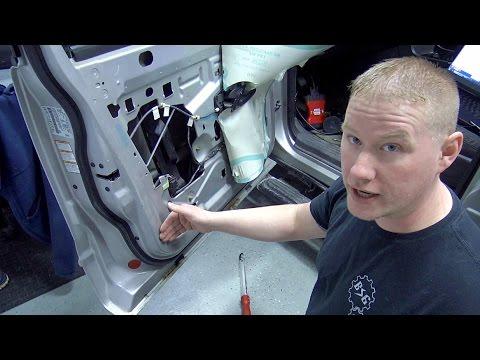 2002-2005 Ford Explorer Door Ajar Light: Common Door Wiring Faults