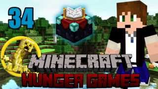 Minecraft: Hunger Games w/Master! Osa 34 - ENCHANTTAUSTA!