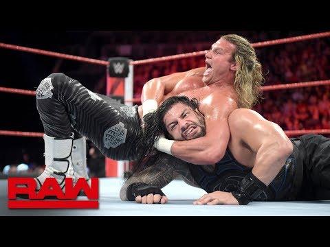 Download Roman Reigns vs. Dolph Ziggler: Raw, Oct. 1, 2018