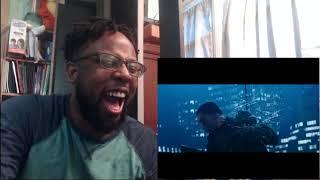 SHAFT – Official Trailer REACTION