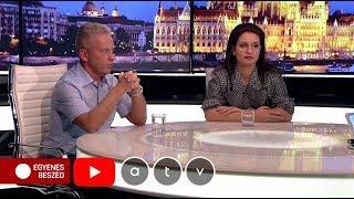 Nézze meg Schobert Norbert és Szentesi Éva vitáját!