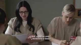 Orange Is The New Black - Season 3 3x05 Piper & Alex Scenes #2 (VOSTES)