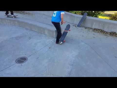 Edit at mcinnis skatepark with alex