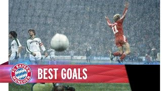 Rummenigge - Top 10 Goals