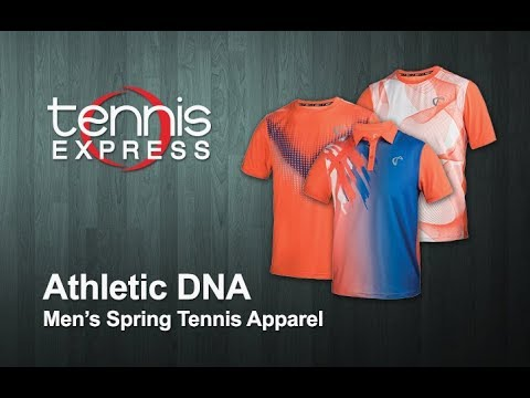 Athletic Dna Men S And Boys Spring Tennis Apparel Tennis Express