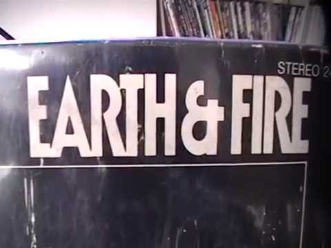 Earth & Fire - From the End Till the Beginning (vinilo)