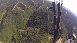 31.05.2015 Çatalca Elbasan Yamaç paraşütü Yüksel KOÇYİĞİT