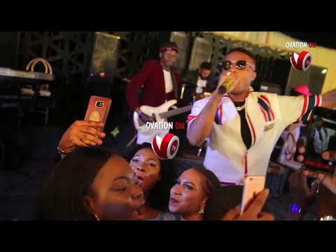 Wizkid live performance at Chief Michael Ade-Ojo, 'Mr. Toyota 80th Birthday