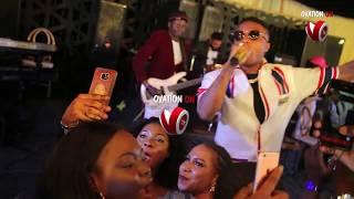 Wizkid live performance at Chief Michael Ade-Ojo, 'Mr. Toyota 80th Birthday