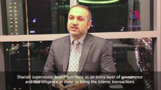 "Idris Mojaddidi on ""Shariah Supervisory Board"""