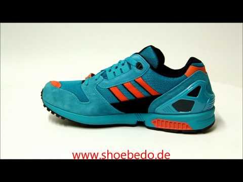 Adidas Sneaker ZX 8000 Labgrn Craora Black1 G61226