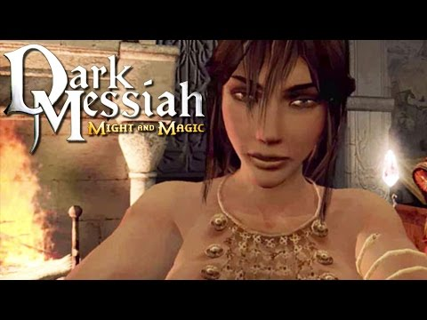 Стрим по игре Dark Messiah of Might and Magic #1
