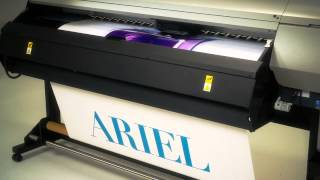 Ricoh L4100 Latex LFP (Large Format Printer)