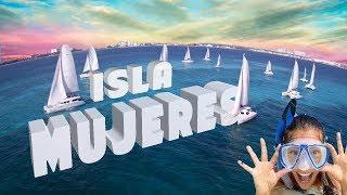 ⛵ ¡NVO 2018! Tour Isla Mujeres en Catamaran Todo Incluido Cancun Quintana Roo Mexico trip ⛵
