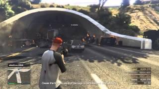 GTA V Carnage