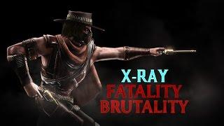 mortal kombat x erron black x ray brutality - मुफ्त