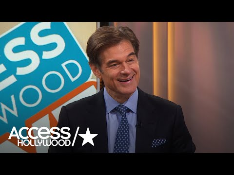 Dr. Oz Shares Advice On How To Diet During The Holidays | Access Hollywood