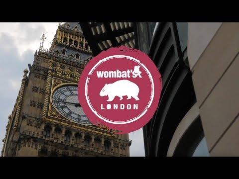 Wombats City Hostel London, London, England hostel