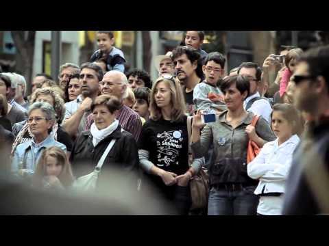 Niña Le Da Una Moneda a Un Músico y Se Sorprende