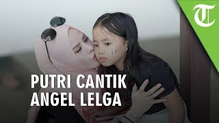 Potret Cantik Hawra Putri Angel Lelga