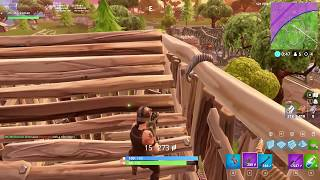 *New* Thermal Scoped AR Gameplay clips Fortnite Battle Royale