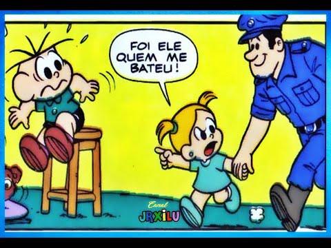 Cebolinha em Não importa o preço - gibis Quadrinhos Turma da Mônica