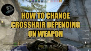 cs go crosshair change color on enemy - TH-Clip