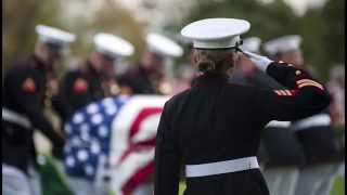 The Meaning Behind Military Funerals