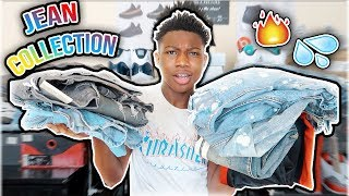My Jean Collection 👖🔥 | Where To Buy Fire Denim/Jeans For Cheap! 💵🤙🏾