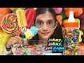 JOHNY JOHNY YES PAPA candy lollipops