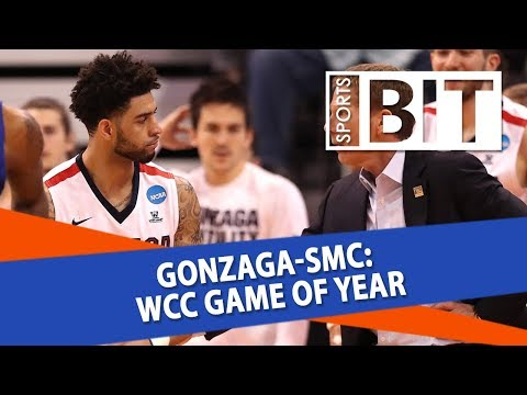 Gonzaga Bulldogs at Saint Mary's Gaels | Sports BIT | NCAAB Picks