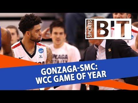 Gonzaga Bulldogs at Saint Mary's Gaels | Sports BIT | NCAAB Picks