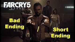 Far Cry 5 Bad Ending - Short Ending