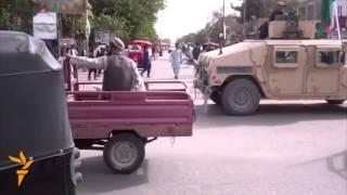 Life Resumes In Kunduz