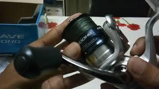 Shimano fc 2500