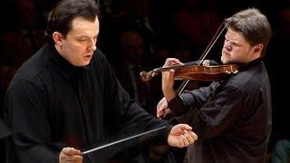 Brahms: Violin Concerto / Braunstein · Nelsons · Berliner Philharmoniker