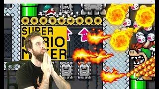 I Don't Ask For Much...   SUPER EXPERT NO SKIP [#14] [SUPER MARIO MAKER]