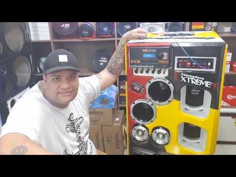 Som automotivo soundigital Taramps Stetsom hard Power Triton  7driver