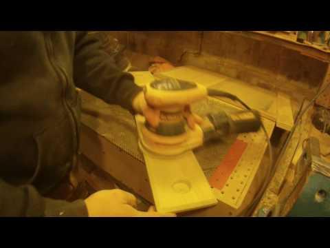 Make a Bath Tub Wine Board