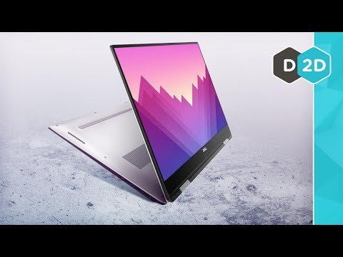 Awesome Laptops and Tech from CES 2018! (видео)