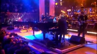 Elton John w Billy Joel   Goodbye Yellow Brick Road Live HQ