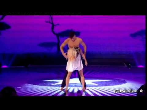 [PCDWorld.co.uk] Kimberly Wyatt – Dancing Performance (Got To Dance – 5th February 2012)