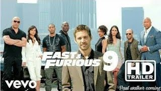 Fast and Furious 9 - Official Soundtrack (Eminem ft. Drake, Tyga)